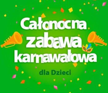 _zabawa karnawałowa
