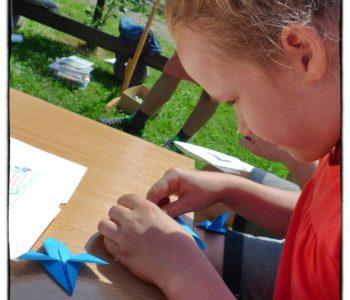 Origami - sztuka składania papieru dla dzieci 2
