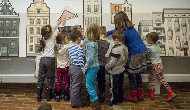 edukacja w Muzeum w Toruniu