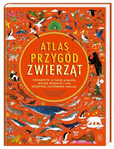atlas przygod zwierzat