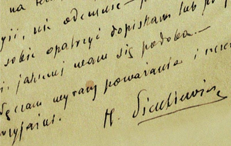 """Wystawa """"Autografy sławnych ludzi..."""""""