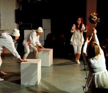 Blumowe Piosenki - spektakl dla dzieci w Concordia Design