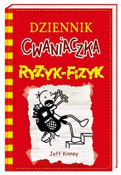 Dziennik cwaniaczka książka dla dzieci