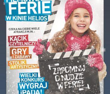 Wrocław Helios - ferie