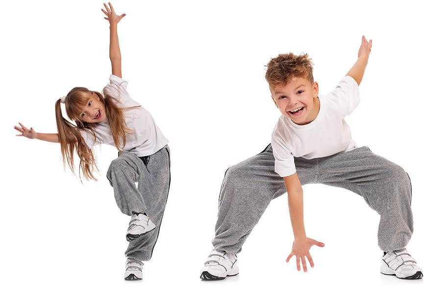 """Taneczne szaleństwo czyli taniec dla dzieci w Centrum Tańca """"Promyk"""" w Elblągu"""