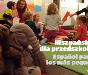 Hiszpański dla przedszkolaków