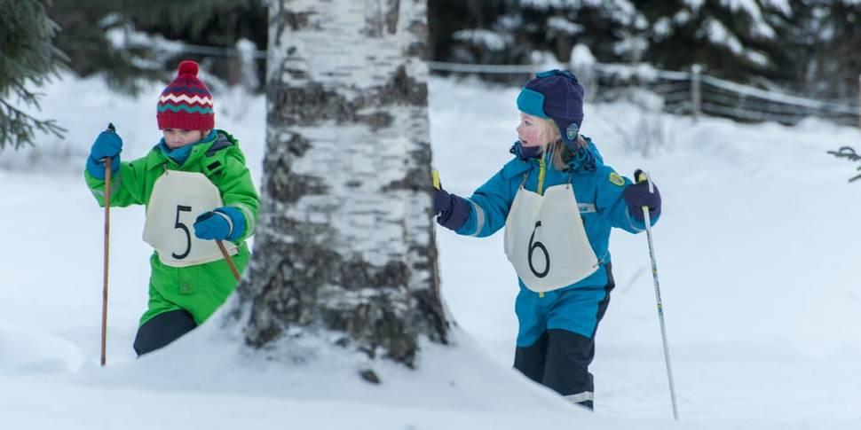 Mała KIKA: Kacper i Emma - zimowe wakacje