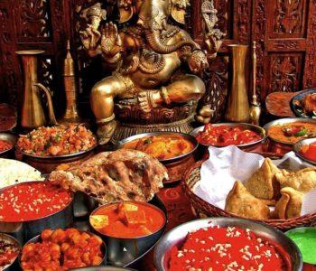 kuchnia indyjska w Little chef