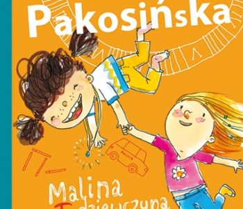 Malina szal dziewczyna