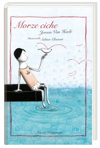 Morze ciche premiera książki