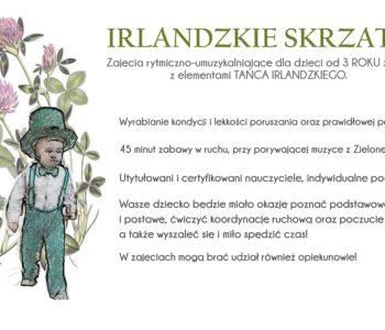 Irlandzkie skrzaty!