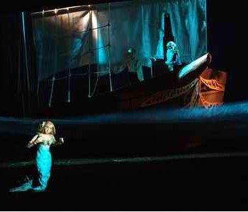 teatr arlekin Łódź mała syrenka