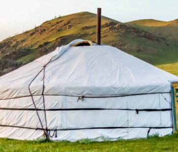 jurta mongolska