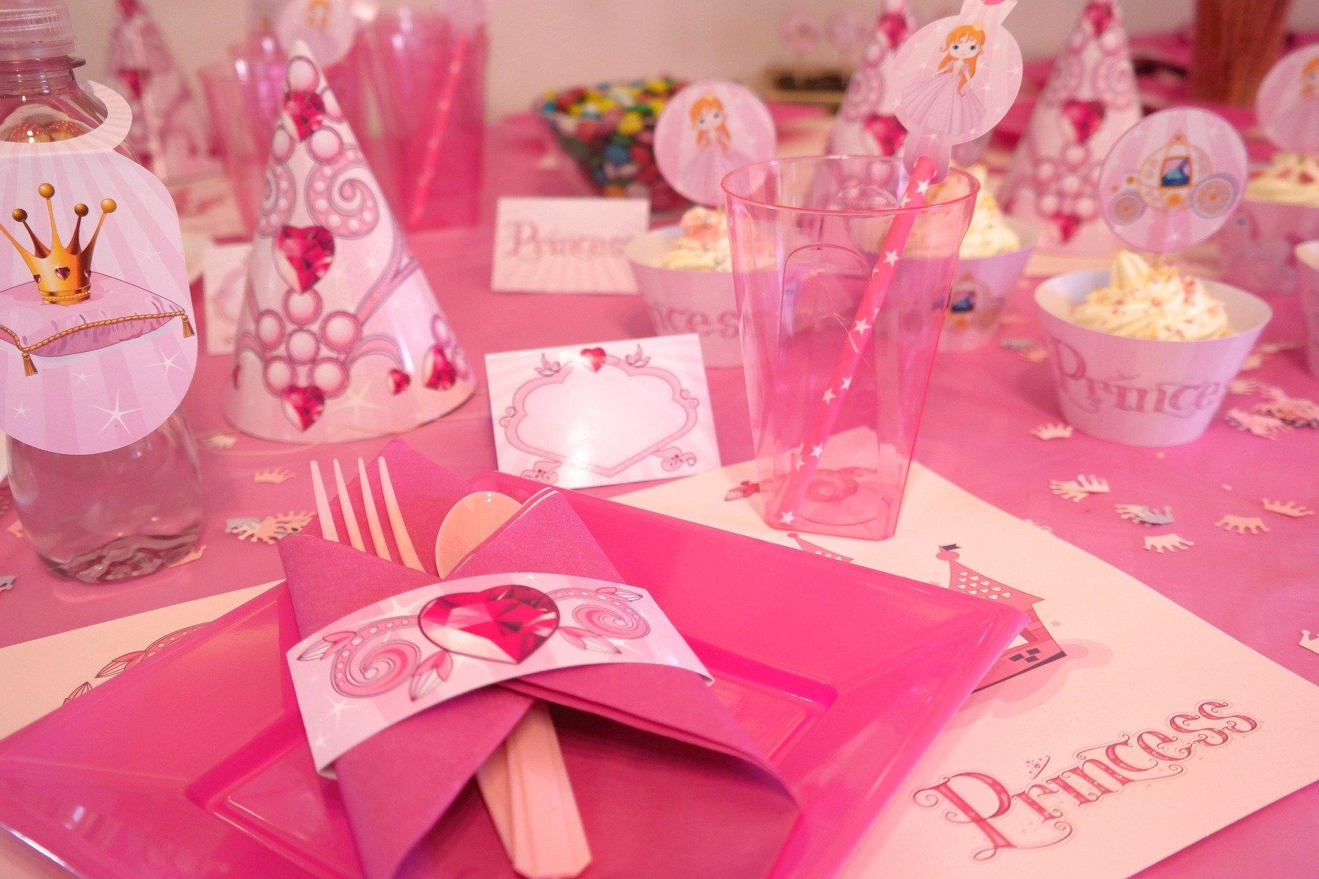 urodziny księżniczki pomysły