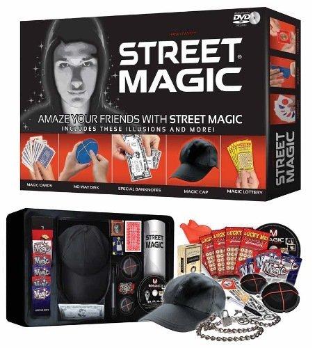 zestaw do magicznych sztuczek