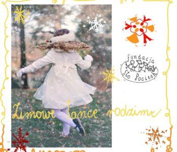Zimowe tańce rodzinne na zakończenie karnawału