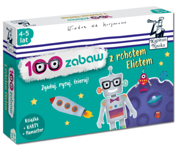 100 zabaw z robotem Eliotem