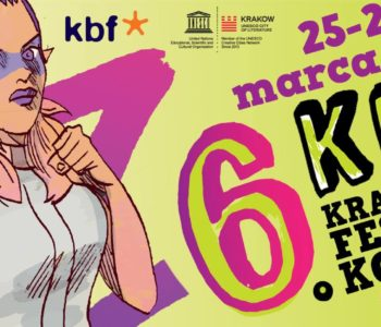 6. Krakowski Festiwal Komiksu