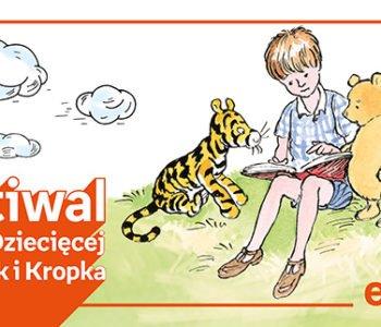Festiwal Książki Dziecięcej Przecinek i Kropka – warsztaty dla dzieci w empik Bonarka