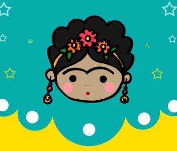 Mistrzowie w Cervantesie: Frida Kahlo