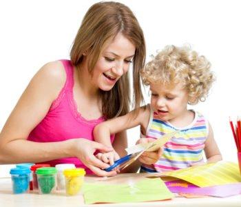 Jak zachęcić dziecko do zabaw plastycznych