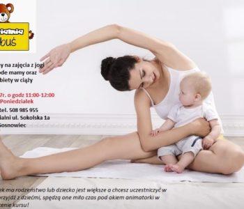 Joga dla mam i kobiet w ciąży w Sosnowcu