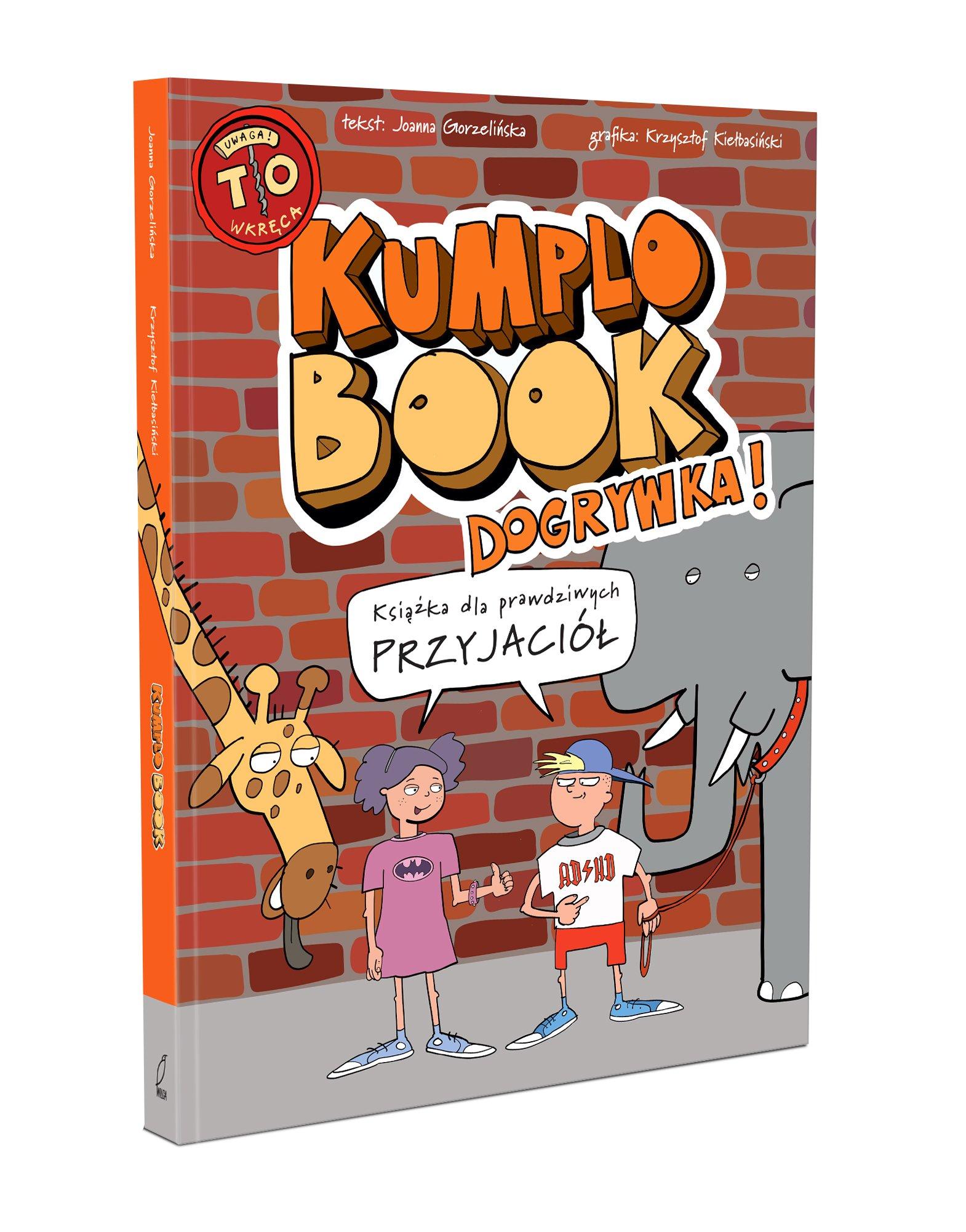 Kumplobook recenzja książki