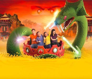 Bilety do Legolandu w Danii w atrakcyjnych cenach!