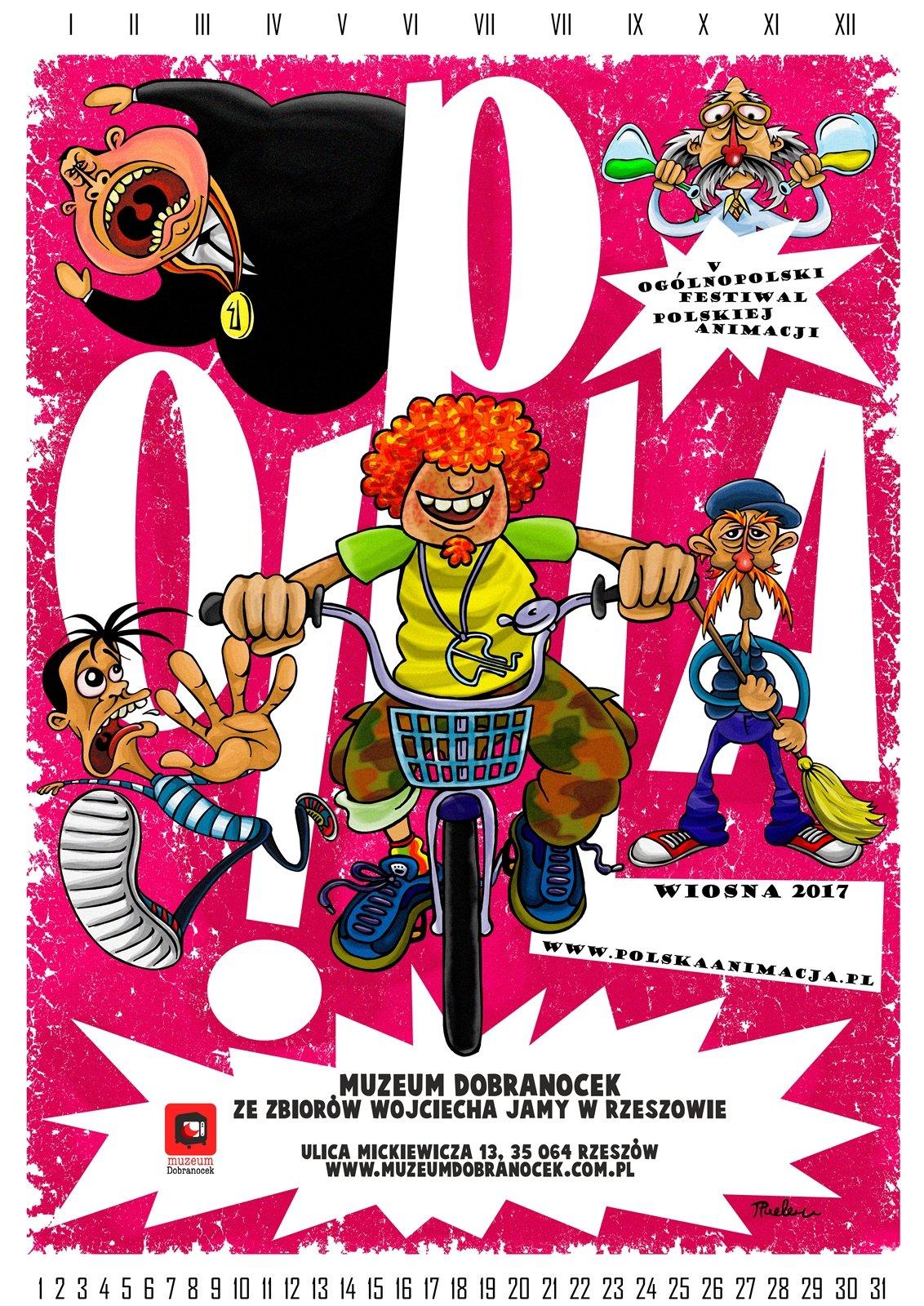 O!PLA festiwal plakat