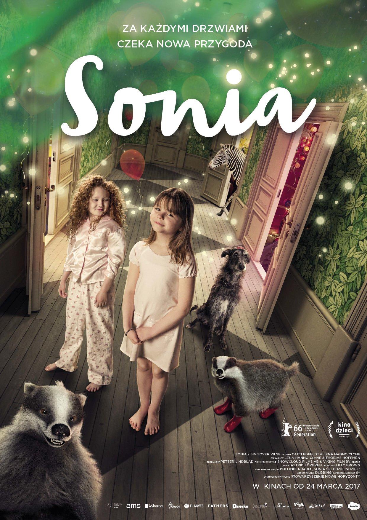 Sonia – za każdymi drzwiami czeka nowa przygoda. Premiera filmu