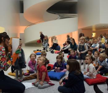 Raniutto - Legato. Warsztaty dla dzieci w Filharmonii Pomorskiej w Szczecinie