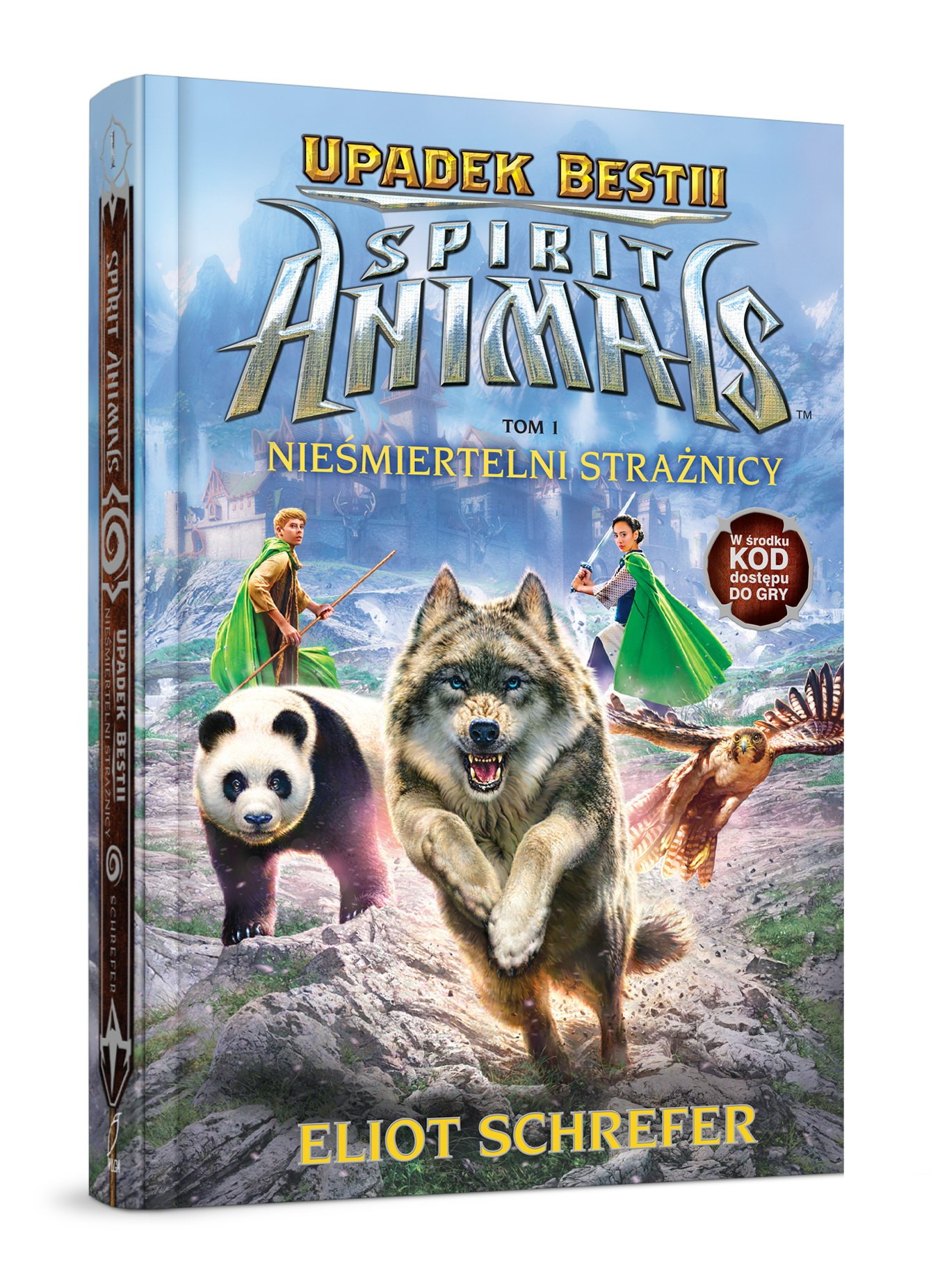 Spirit animals upadek bestii