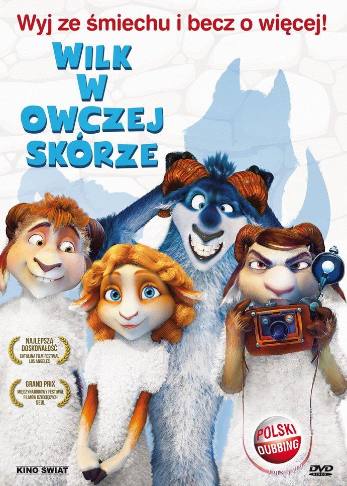 wilk w owczej skorze dvd
