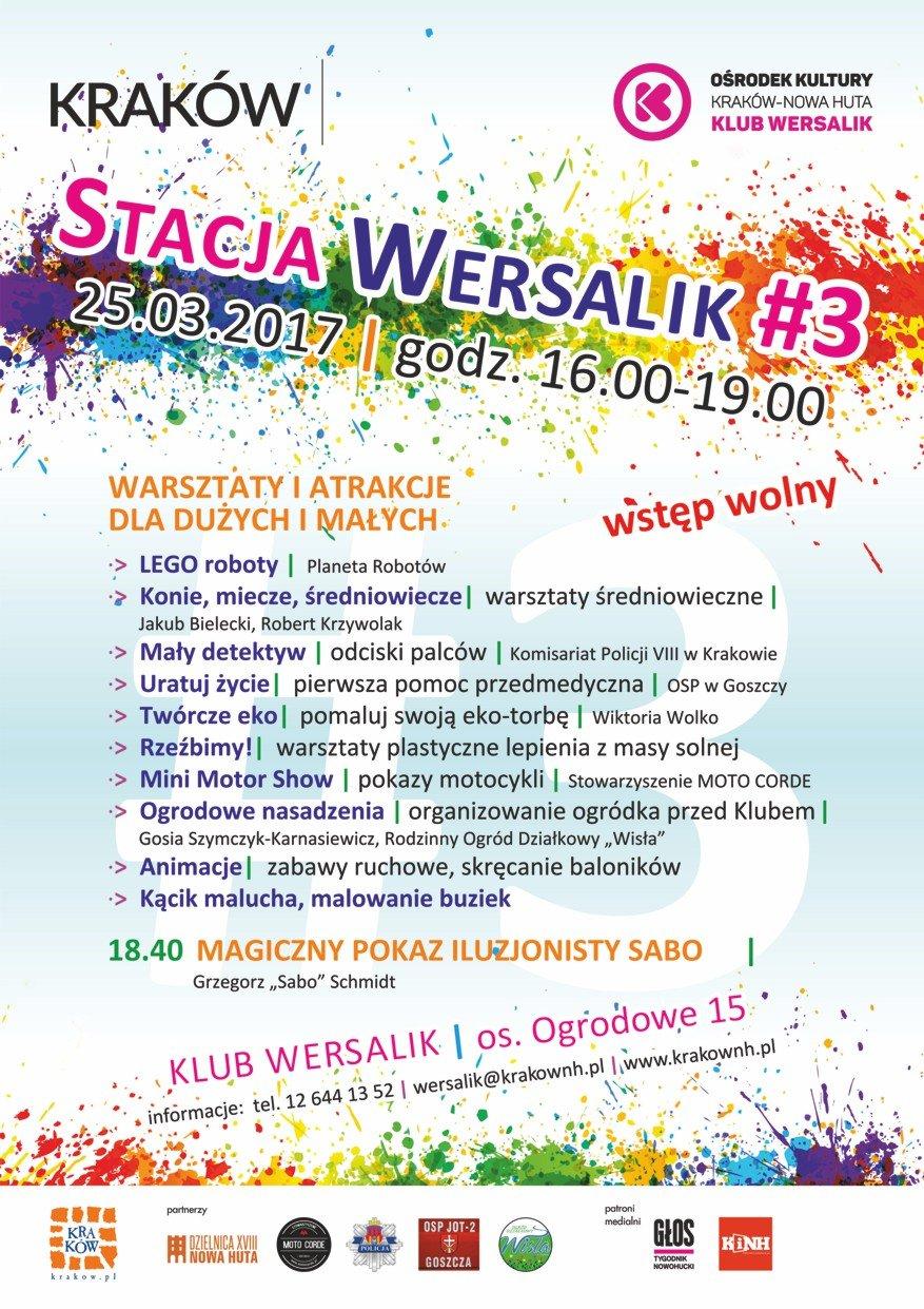 Stacja Wersalik!