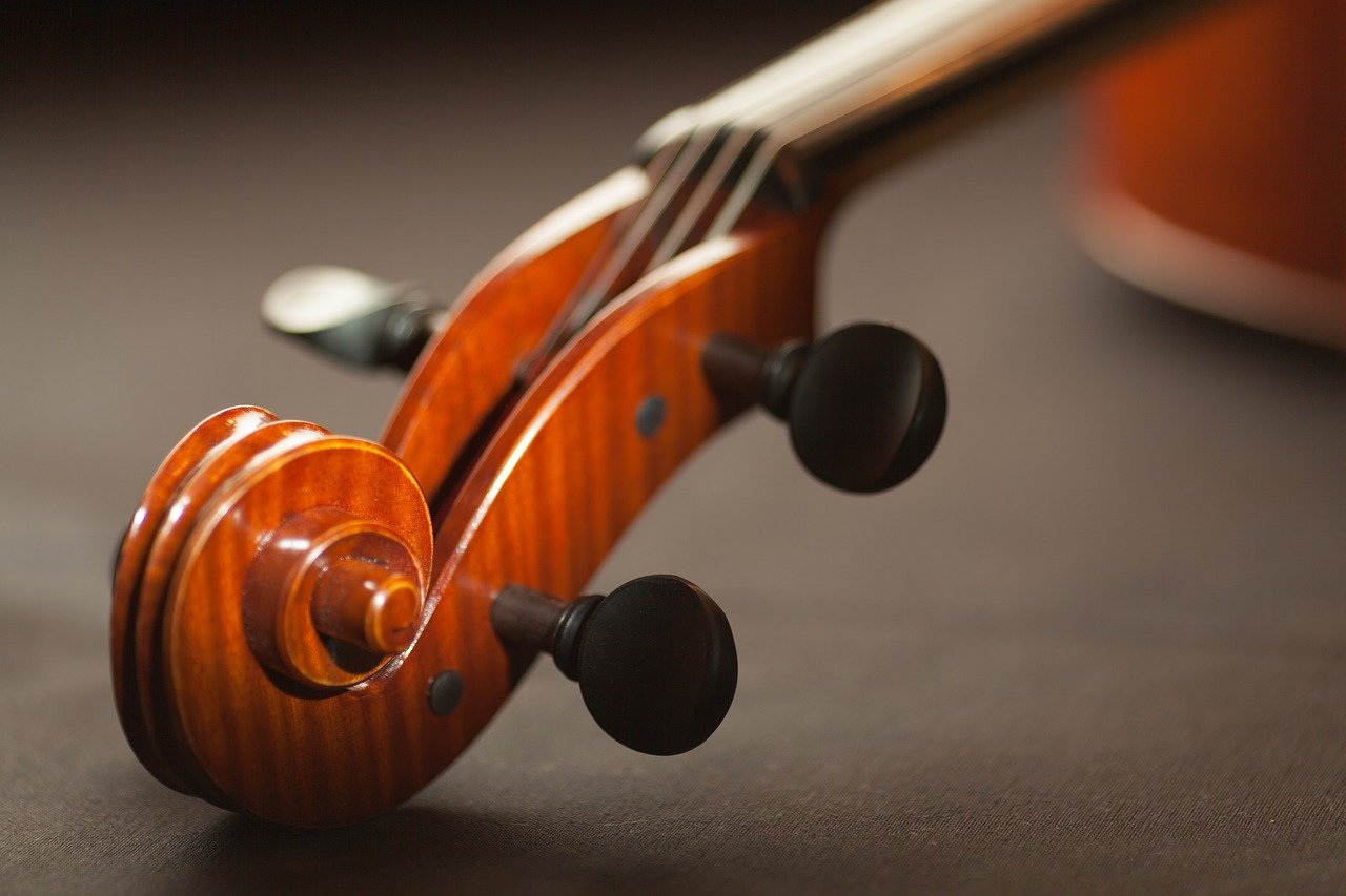 skrzypce pixabay