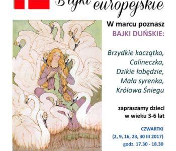 Bajki europejskie: Bajki duńskie