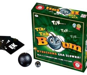 Zdążyć przed wybuchem bomby – recenzja gry Tik Tak Bum