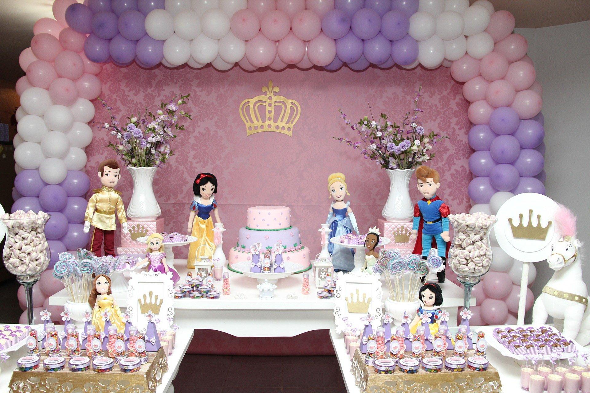 Urodziny księżniczki królewny