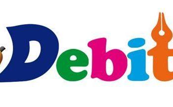 Debit wydawnictwo logo