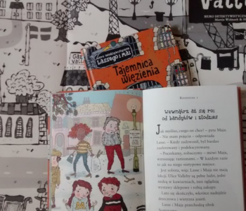 Zabawy i warsztaty wokół książki i teatru – dziecięcy weekend w Concordii Design
