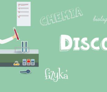 Discoverki - spotkania naukowe dla dzieci w wieku 4-6 lat