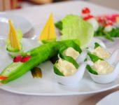 przepis na żagłowki z jajek gotowanych przepisy dla dzieci