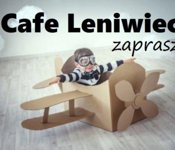 Cafe Leniwiec - warsztaty rodzinne