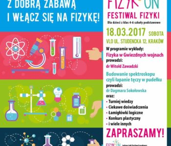 Fizyk On w V LO w Krakowie