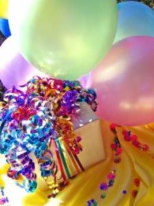 jak zorganizować urodziny dla dzieci