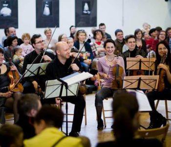 koncert rodzinny w centrum Łowicka