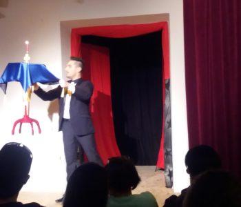 Spektakl dla dzieci w Teatrze Szczęście