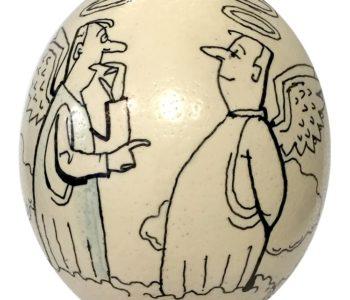 Wystawa malowane nadzieją - mleczko andrzej