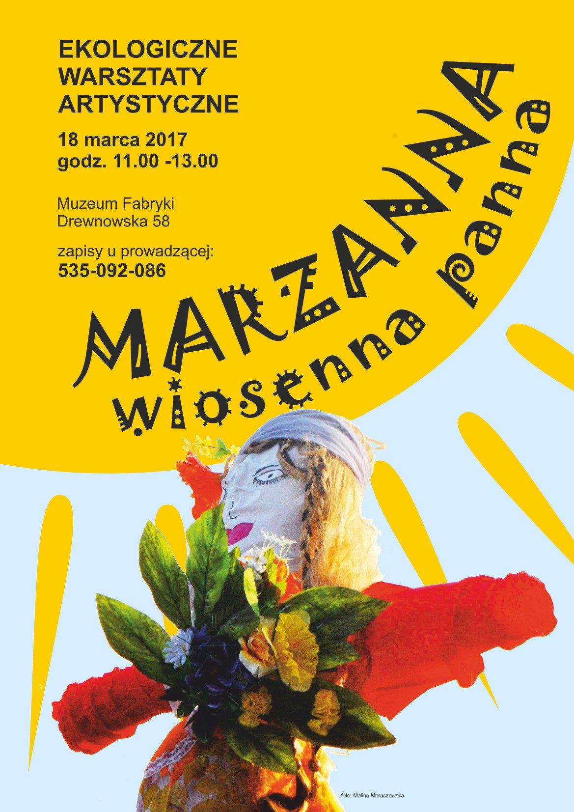 muzeum fabryki marzanna wiosenna panna
