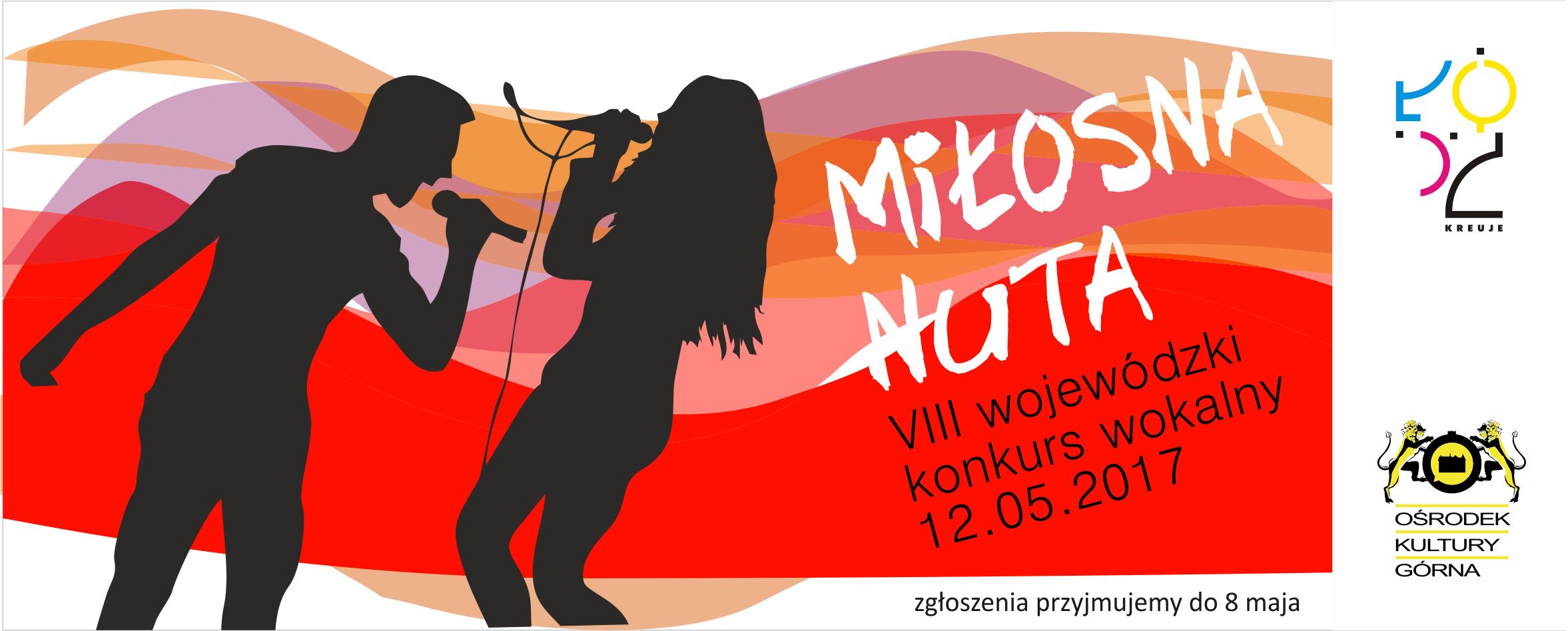 Miłosna nuta – konkurs wokalny